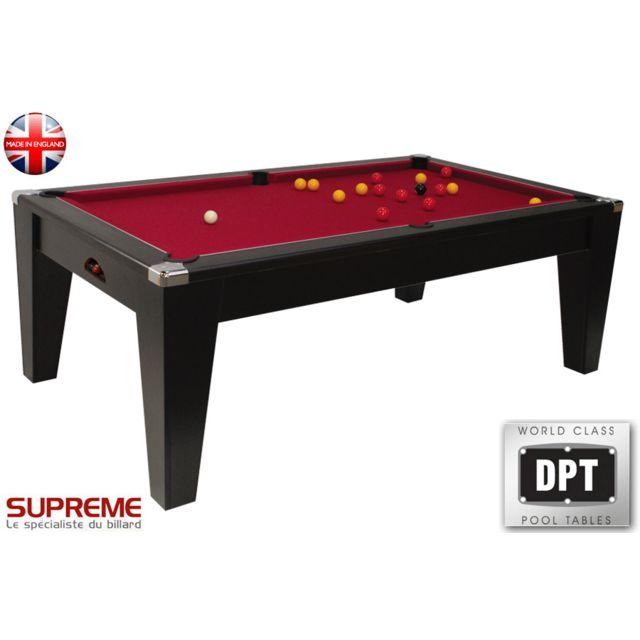 Dpt - Billard Pool Newport 7ft Noir