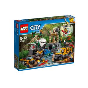 Lego - Le site d'exploration de la jungle - 60161