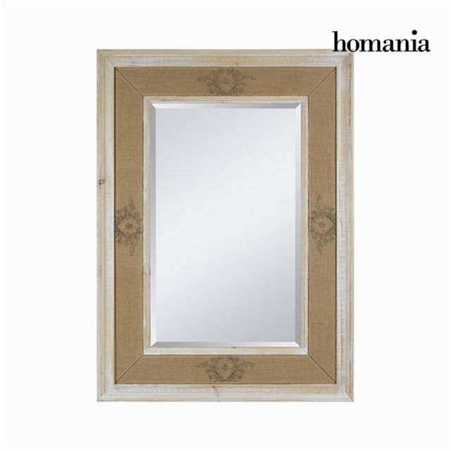 Homania Miroir en bois - Collection Far West by