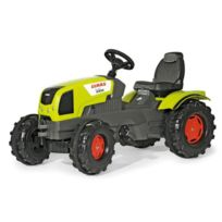 Rolly Toys - Tracteur a Pédales Claas Axos