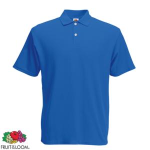 Fruit of the Loom - Polo - - Polo Homme - Bleu - Bleu marine - XXL QC3uMUAe
