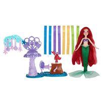 Hasbro - Disney Princesse - Coiffures créations Disney Princesses Ariel