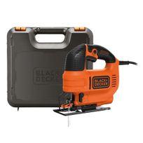Black & Decker - Ks701PEK Scie sauteuse 520W pendulaire avec coffret