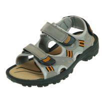 Lhoste - Sandales Triton gris sandale Gris 61087