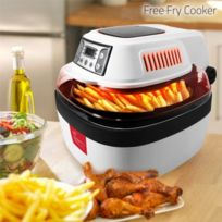 Chef Master Kitchen - Friteuse Sans Huile Free Fry Cooker