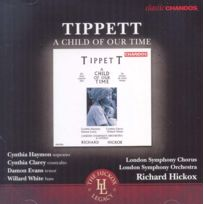 Chandos Records Ltd - Michael Tippett - A child of our time Boitier cristal