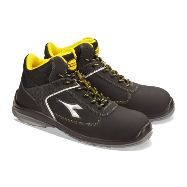 Chaussures de sécurité montantes D blitz S3 Src 100% non métalliques