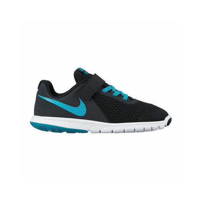 Nike Chaussures Flex Experience 5 Psv noir bleu enfant pas cher