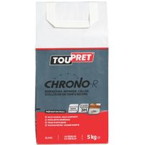Toupret - Reboucheur poudre Chrono 5kg
