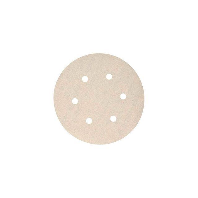 Klingspor 100 disques papier auto agrippant 6 trous ps 73 cwk d. 150 mm gr 100 301221