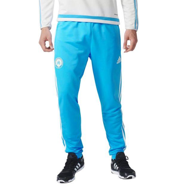 Adidas performance Pantalon Om bleu, vêtements homme pas