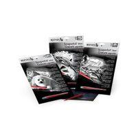 Oasis - Scraper kratzbild-moelleux pour chat-pack-chat k tain classique-mIR 500-75 gr e : 20 cm x 25 cm