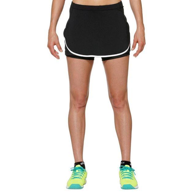 Asics - Club Skort Femme Jupe Short Tennis