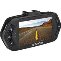 Truecam - Caméra embarquée avec Gps A5s Angle de vue horizontal=130 ° 12 V, 24 V microphone