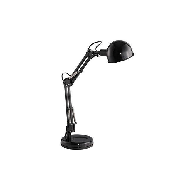 luminaires articul e noir. Black Bedroom Furniture Sets. Home Design Ideas