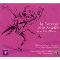 Accord - Offenbach - Le Financier Et Le Savetier, Et Autres DÉLICES Cd