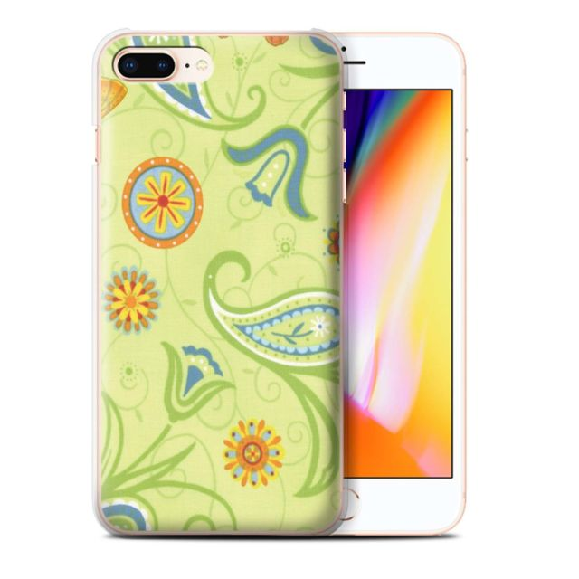 coque iphone 8 plus printemps