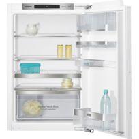 SIEMENS - réfrigérateur sous plan à pantographe intégrable 144l a++ - ki21rad30
