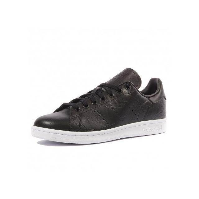 Adidas originals - Stan Smith Homme Chaussures Noir Adidas 39 1/3 - pas cher Achat / Vente Baskets homme - RueDuCommerce
