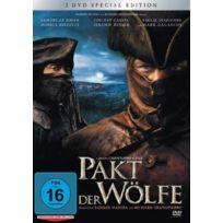 Ascot Elite Home Entertainment GmbH - Pakt Der WÖLFE - Se IMPORT Allemand, IMPORT Coffret De 2 Dvd - Edition simple