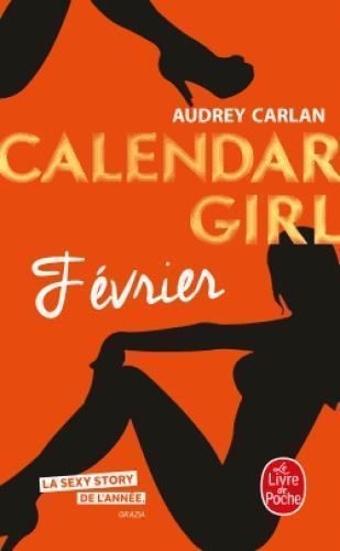 calendar girl tome 2 ; février