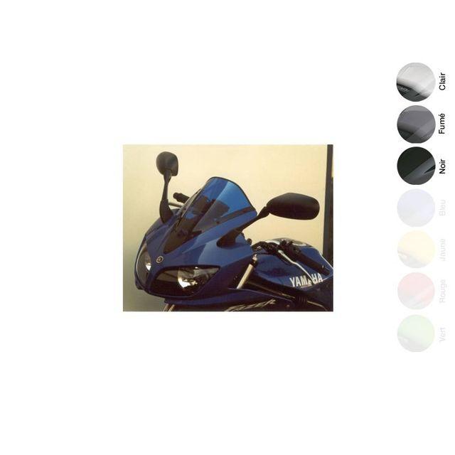 Wacox - Bulle Racing Noire Yamaha Fzs 600 Fazer 2002-2003