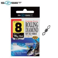 Sunset - Emerillon Rolling Diamond St-s-1003