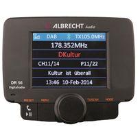 Albrecht - Midland Adaptateur Radio Numérique Dr56 avec Fonction Bluetooth