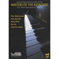 Vai - Masters Of The Keyboard - Dvd - Edition simple