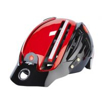 Urge - Endur-O-Matic 2 - Casque - rouge/noir