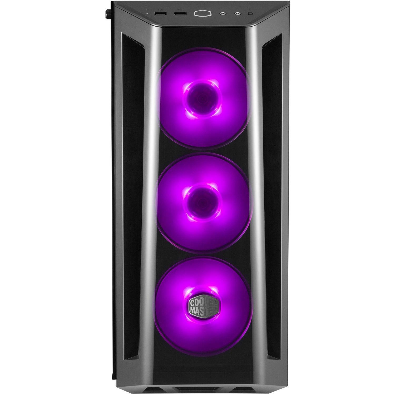 MasterBox MB520 RGB Noir - Avec fenêtre