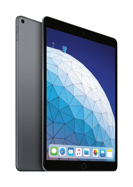 iPad Air 2019 - 64 Go - WiFi - MUUJ2NF/A - Gris Sidéral