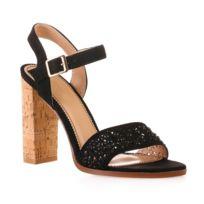 279b2bda1f578 chaussures femme talon liege - Achat chaussures femme talon liege ...