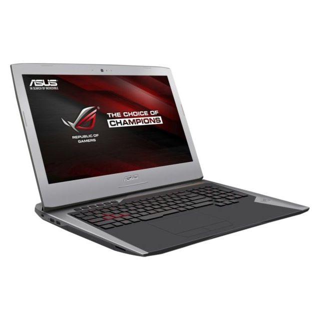 achat asus rog pc portable gamer g752vt gc037t ordinateur portable. Black Bedroom Furniture Sets. Home Design Ideas