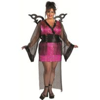 Festiveo - Déguisement Fée Geisha Grande Taille - 48/50