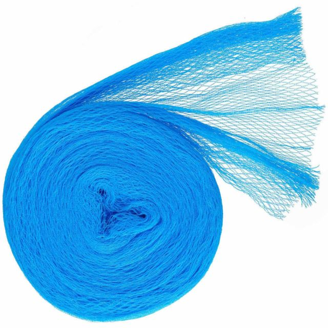 Nature Filet d'oiseaux Nano 5x4 m Bleu