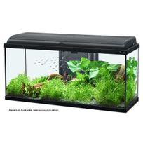 Aquatlantis - Aquarium Aquadream 80 Cm Noir Led