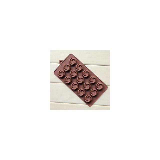 Alpexe Moule de Cuisson Ou A Chocolat 3D Pour Gâteau Pour Cookie Pour Tarte Silikon Ecologique