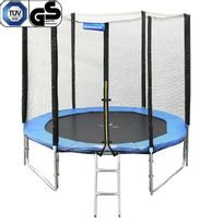 Filet trampoline 244 achat filet trampoline 244 pas cher rue du commerce - Filet de protection trampoline 244 ...