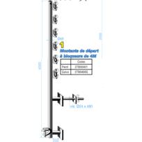 LAGNEAUX - Montants de départ à bloqueurs de 4M Peint - 27B00401