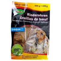 Bubimex - Friandises Oreilles de Boeuf pour Chien - 400g