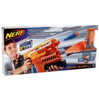 Nerf - Pistolet Elite Demolisher 2 En 1xd