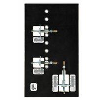 Hettich - Gabarit Practica pour perçage de la fixation de façade des tiroirs InnoTech et ArciTech