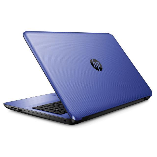 HP - 15-AY041NF - Bleu