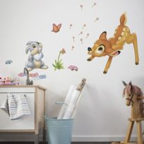 Komar - Stickers géant Bambi & Panpan Disney