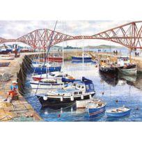 GIBSONS - Puzzle 1000 pièces - Port de pêche de Queensferry