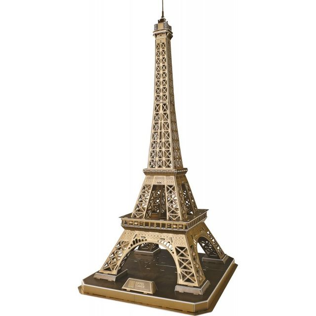 SMALL FOOT COMPANY Puzzle 3D Tour Eiffel, grande