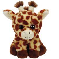 Speckles Beanie Boo - Peluche Beanie Boo's Small : Peaches La Girafe