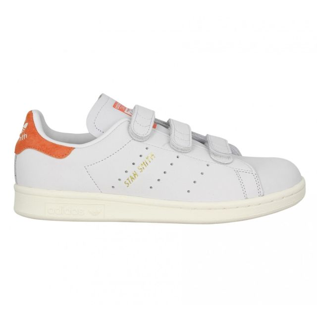 adidas stan smith scratch blanche femme