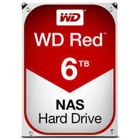 WESTERN DIGITAL - WD Red 6 To